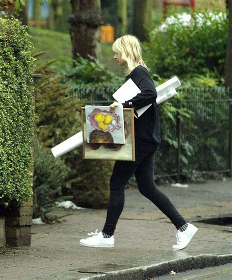 Beaming Zoe Ball swaps Fatboy for toyboy as snaps show ...