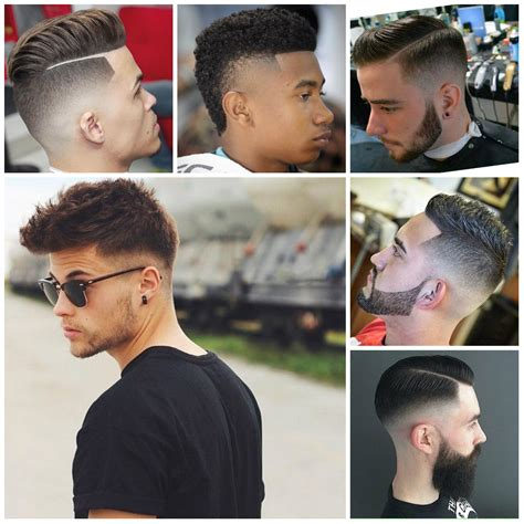 Coolest Men?s Fade Haircuts for 2016   Men's Hairstyles