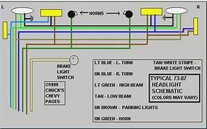 1989 Chevy Silverado 2500 Wiring Diagram Headlights