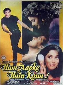 List of Highest Grossing Bollywood Movies 1994