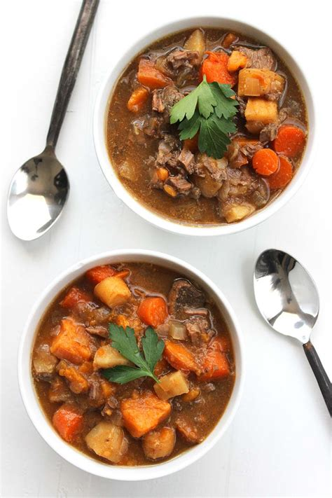 Root Vegetable Stew  A Clean Plate
