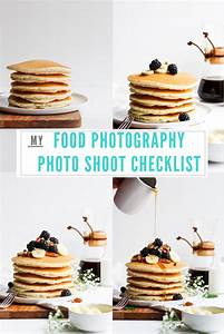 My Food Photography Photo Shoot Checklist - The Wooden Skillet