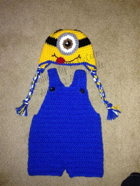 Minion Hat Costume Meningrey