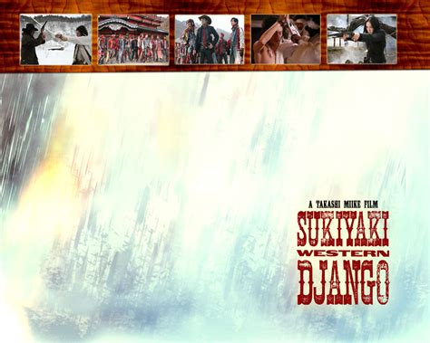 sukiyaki western django wallpaper