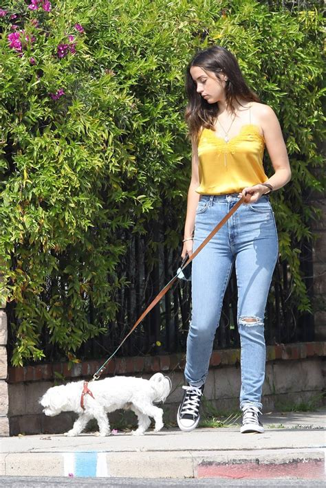 Ana De Armas Beautiful Ass In Tight Jeans Out In Venice