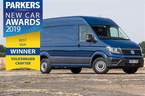 The Parkers Van and Pickup award winners for 2019 | Parkers