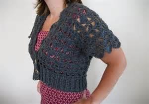 Free Crochet Shrug Patterns for Women
