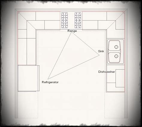 Kitchen And Dining Room Decorating Ideas - restaurant kitchen layout design your own kitchen design catalogue