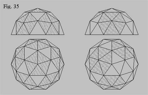 cupola geodetica costruzione strutt geodetiche costruzione