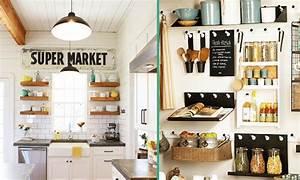 Bocaux Cuisine Déco : 5 id es piquer pour une jolie cuisine ~ Teatrodelosmanantiales.com Idées de Décoration