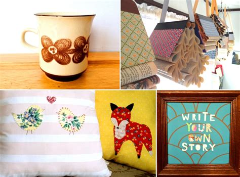 Handmade Happiness  Fika Home Decor Giveaway  Tori Watson