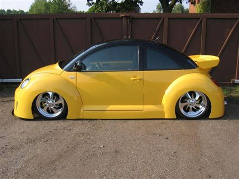 volkswagen beetle yellow unlimited cool amazing stuff cool cars gedgets