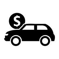 Car loan yes, but cheap! Car Loan Icons - Download Free Vector Icons   Noun Project