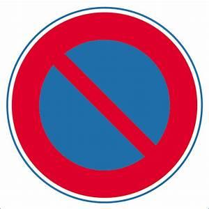 Panneau Interdit De Stationner : fabrication de panneau pvc d 39 interdiction de stationner ~ Dailycaller-alerts.com Idées de Décoration