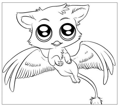 disegni da colorare di animali carinissimi disegni da colorare di simpatici animali di simpatici