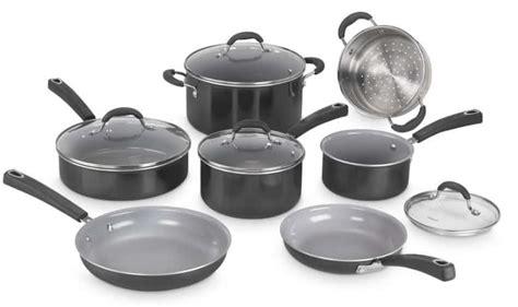 clad  cuisinart    cookware compare