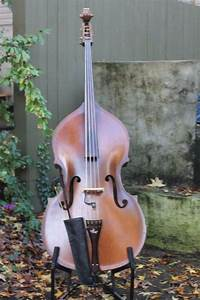 1966 Kay M Stand Up Bass Huge Sound