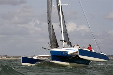 Trimaran Heavy Weather by 11 Best Dragonfly 35 Trimaran Images On