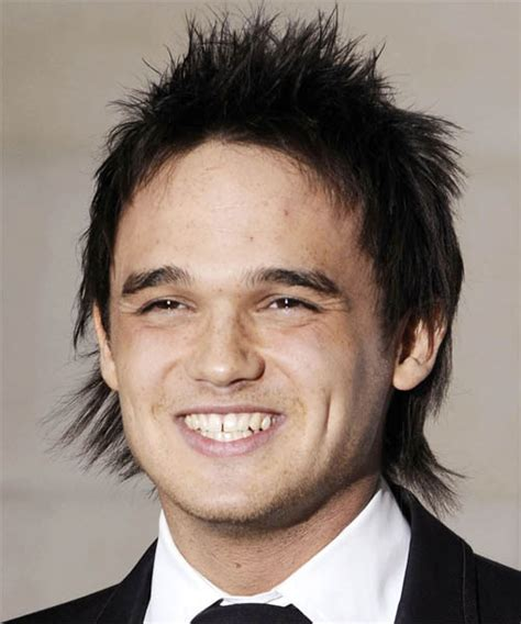 Gareth Gates Hairstyles for 2018   Celebrity Hairstyles by