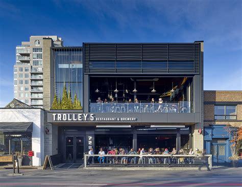 trolley  architect magazine modern office  design architecture moda calgary ab