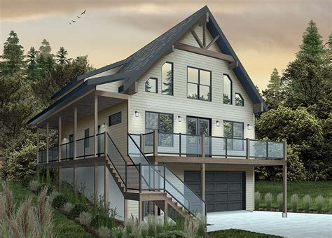 House Plan 76550 Country Style with 2055 Sq Ft 4 Bed 3