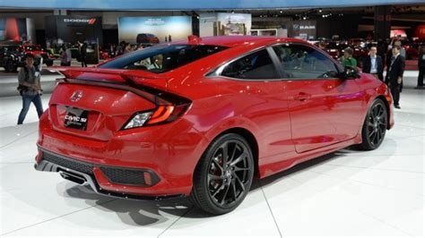 Type R Vs Si by 2017 Honda Civic Si Vs 2018 Civic Type R Which Car Suits