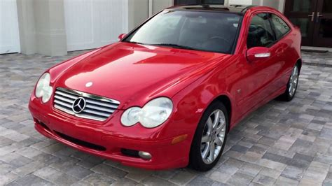 Free shipping on many items | browse your favorite brands | affordable prices. 2003 Mercedes-Benz C230 Kompressor Coupe for sale by Auto Europa Naples - YouTube