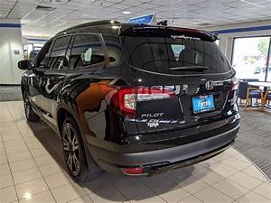 New 2020 Honda Pilot Black Edition Awd 4d Sport Utility