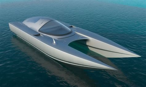 Fast Boat Hull Design by Karmiz Useful Design Boat Hull