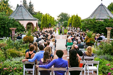 cloud 9 wedding at the denver botanic gardens