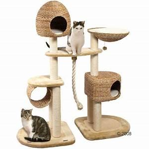 More For Cats Kratzbaum : id es arbre chat construire et faire soi m me ~ Whattoseeinmadrid.com Haus und Dekorationen