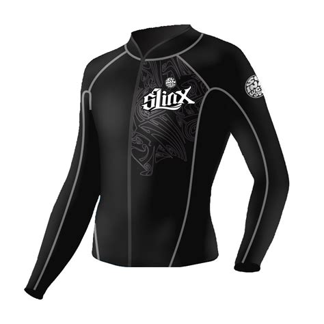 Dive Clothing by Slinx 2mm Neoprene Scuba Dive Clothing Snorkeling Jacket