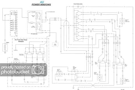 ford falcon au power windows wiring diagram photobucket