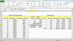 Excel 2010 - Using The Solver