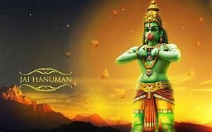 Hanuman Wallpap... Jai Shree Hanuman Quotes