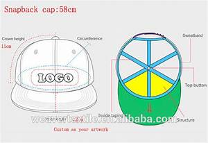 Wholesale High Quality Polyester Blank Snapback Caps For