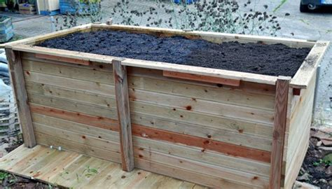 Garten Hochbeete Selber Bauen by Hochbeet Einfach Selber Bauen So Klappt Es Mit Wenig Aufwand