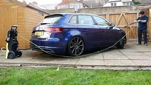 Audi A3  8v  Quick Detailing Wash