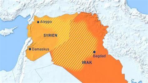 neue grenzen durch islamisten vormarsch nahost dwde