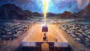 Image result for The Glory of the Lord Filled the Tabernacle