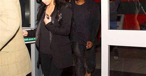 Kim Kardashian, Kanye West Hit Movie Theater On Ireland
