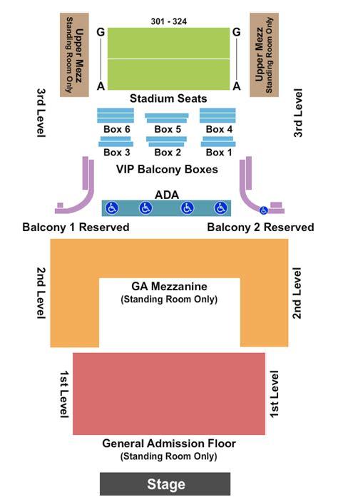 house  blues seating chart boston