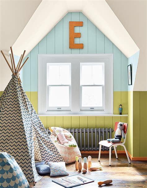 repeindre une chambre en 2 couleurs amazing peindre un mur de plusieurs couleurs pour apporter