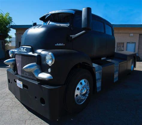 custom truck sales badass cabover 1948 gmc custom truck for sale