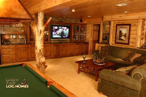 golden eagle log  timber homes log home cabin pictures  custom eagle prow  al