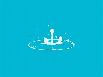 Gifs Water 2d Animation Pixel Motion Drawing