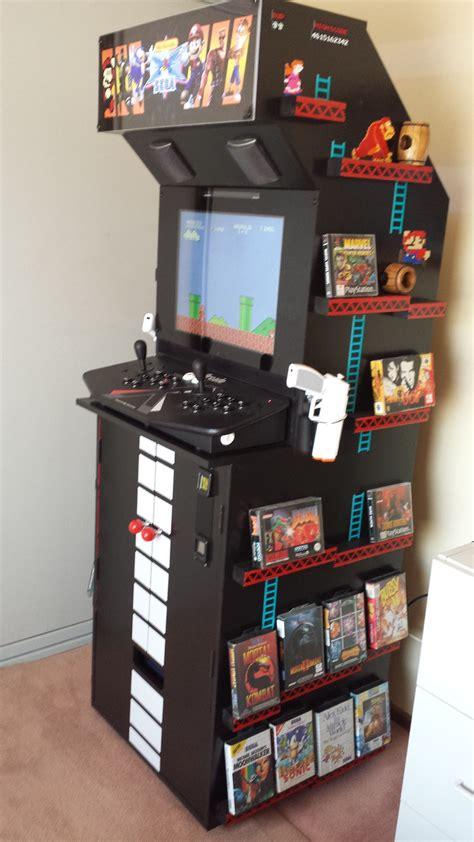 custom arcade cabinet my custom arcade cabinet http amzn to 2pfclkd http