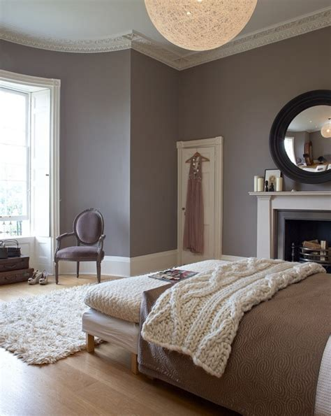 warm colours for bedroom walls cozy contemporary bedroom with warm colors the mirror above the fireplace ikea decora