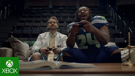 nfl  xbox detention madden  marshawn lynch