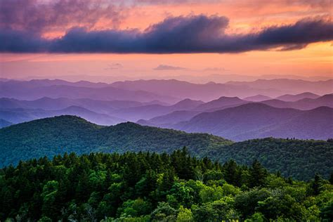 appalachian mountains stock  pictures royalty